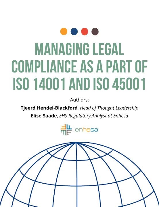 iso 14001 white paper cover